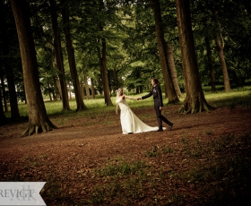 bryllupsfotograf Jægerspris Slotshave