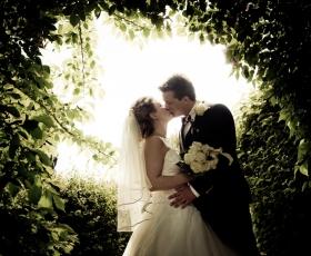 bryllupsfoto-i-skoven