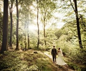 portrettfotografering bryllup