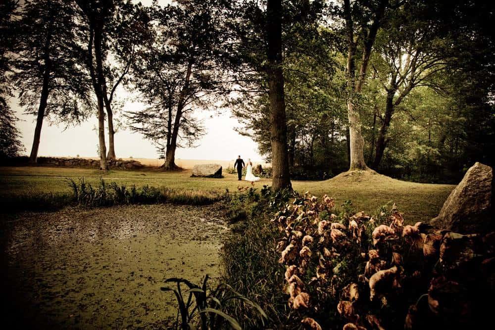 fotograf til bryllup Jylland