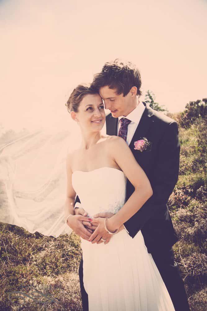 brudepar nørre vosborg