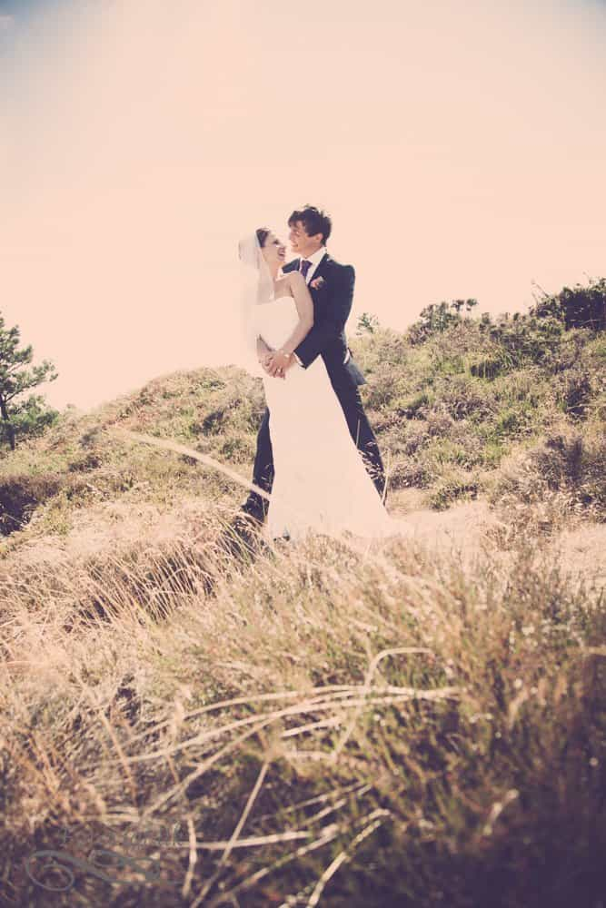 bryllup foto Nørre Vosborg