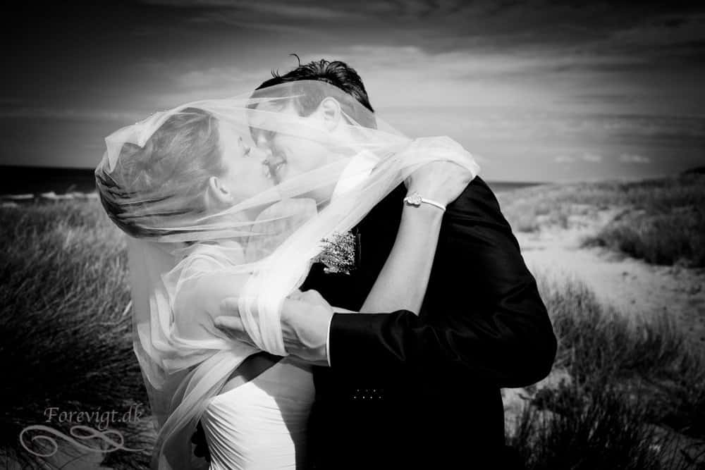 Bryllupsfotograf Gilleleje