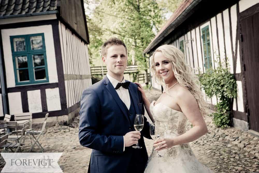 Børkop Vandmølle bryllup11