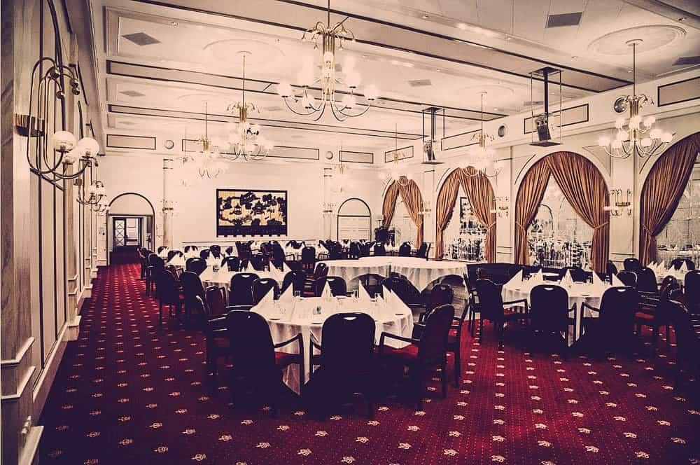 Hotel Marienlyst bryllup