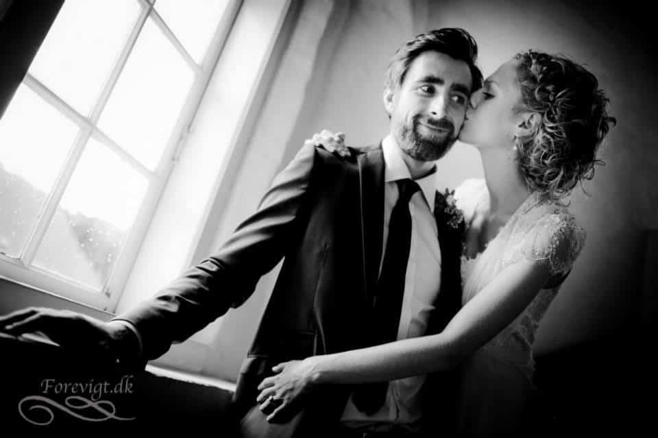 Skagen bryllup