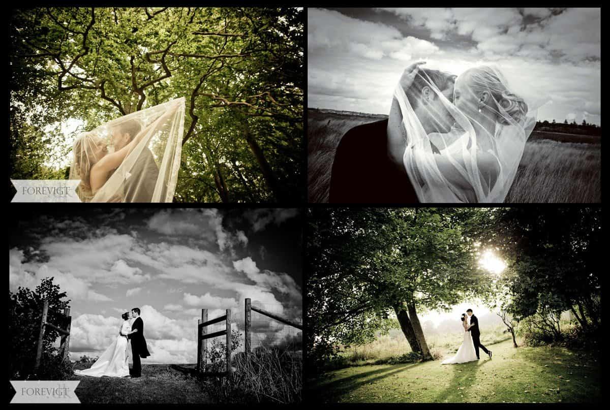 Skrøbelev Gods bryllup