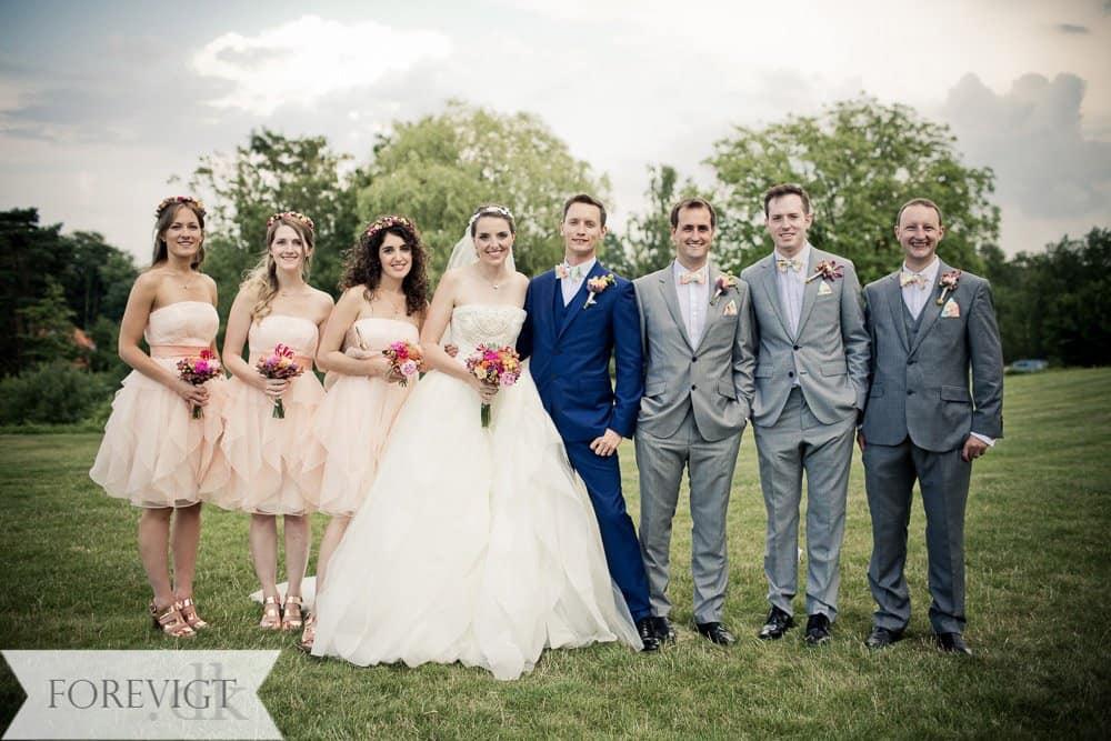 Bryllup ved Hune og Blokhus