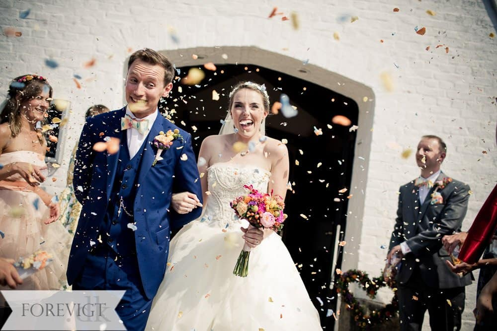 Jetsmark Kirke bryllup