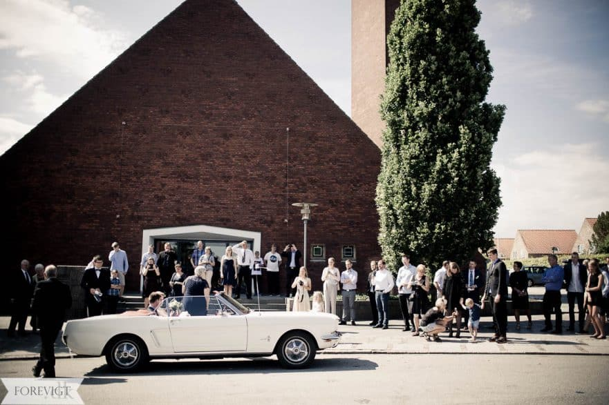 Christianskirken aarhus bryllup