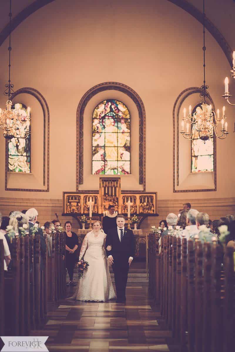 brudepar holstebro kirke